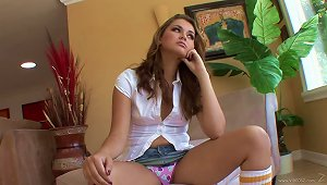 Allie Haze Gets Her  Fucked By Her Mom's Husband