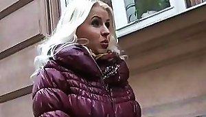 Czech Slut Lynna Nilsson Fucked For Cash