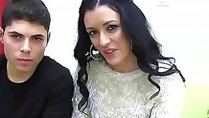 Puta Locura First Time On Camera For Mature Carmen
