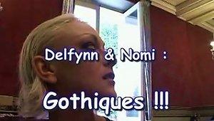 Nomi Delfynn Delage