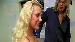 With Preggy Girl  M