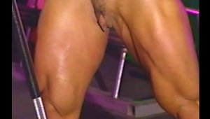 Bodybuilding Clit
