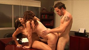 Nica Noelle And Raylene Are Banging Nasty