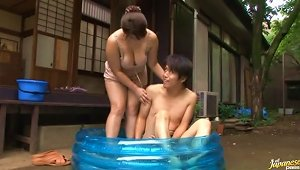 Yukari Orihara The Hot Mature Gets  With A Younger Guy