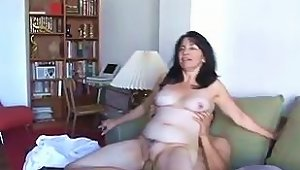 Cute And Cuddly Mature Honey Is A Super Hot Fuck