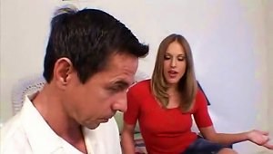 Lauren Phoenix Fucks Peter North And Gets Her  Covered With