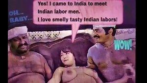 Cartoon: I Love Indian Labors