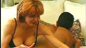 Mum Likes To Play With A Young Boys Asshole!!! By Tlh