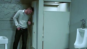 Kortney Kane Blows Through A Gloryhole And Gets Fucked In A Toilet